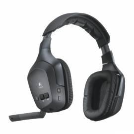 Bedienungsanleitung für Headset LOGITECH drahtlose F540 (981-000280)