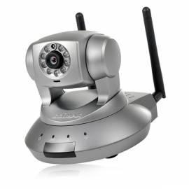 Bedienungsanleitung für Überwachungskamera EDIMAX 1,3 M 802. 11n 300 Mb Tripple Modus IP (IC-7010PTn)