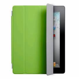 Bedienungsanleitung für Pouzdro APPLE iPad Smart Cover u2013 Polyurethan u2013 grün (MC944ZM/A)