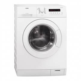 Waschmaschine AEG ELECTROLUX Lavamat L75270FL-weiß - Anleitung