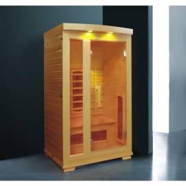 Bedienungshandbuch Infra Sauna HYUNDAI Korsika1