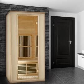 Benutzerhandbuch für Infra Sauna HYUNDAI Split1N