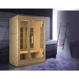 Infra Sauna HYUNDAI Chalkidiki2 Gebrauchsanweisung