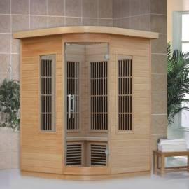 Infra Sauna HYUNDAI Rhodos2 Bedienungsanleitung