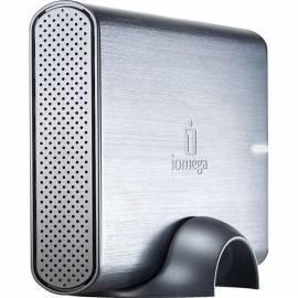 Bedienungshandbuch externe Festplatte IOMEGA 3, 5