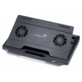 Kühlung für Laptop GENIUS NB Stand 300 (31280196100) Gebrauchsanweisung