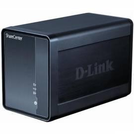 Datasheet Netzwerkspeicher DNS-D-LINK ShareCenter 325 2 TB (DNS-325-2 TB) schwarz