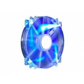 Zubehör für PC COOLER MASTER 200 x 200 x 30 Mega Flow, LED blau (R4-LUS-07AB-GP) - Anleitung
