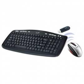 Datasheet Tastatur GENIUS Wireless LuxeMate (SlimMate) 3000 (31340073100)