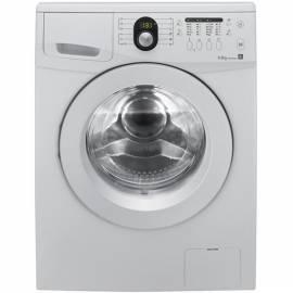 Datasheet Waschmaschine SAMSUNG WF9602N5W weiß