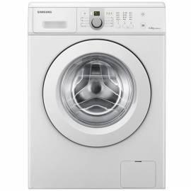 Waschmaschine SAMSUNG WF0600NCW weiß Gebrauchsanweisung
