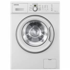 Bedienungshandbuch Waschmaschine SAMSUNG WF0600NCE weiß