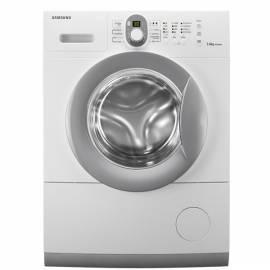 Service Manual Waschmaschine SAMSUNG WF0502NUV weiß
