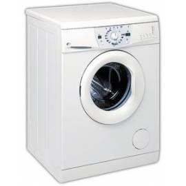 Benutzerhandbuch für Waschmaschine WHIRLPOOL AWM 8085/2