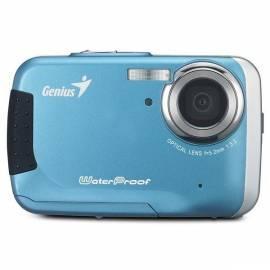 Benutzerhandbuch für Digitalkamera GENIUS G-Shot D508 (32300103101) blau