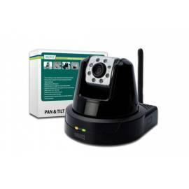 Datasheet Überwachungskamera DIGITUS Pan &  Tilt-Tag &  Nacht (DN-16034)