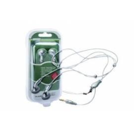 DIGITUS Stereo-Kopfhörer (Ohrhörer) Bedienungsanleitung