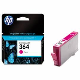 Bedienungsanleitung für Tintenpatrone HP CB319EE