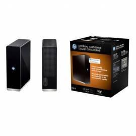 PDF-Handbuch downloadenHP externe Festplatte Laufwerk 3,5 Zoll Desktop Festplatte 2 TB USB 3.0 (WDBW2A0020HBK-EESN) black