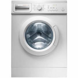 Handbuch für Waschmaschine AMICA AHB 10 l weiß