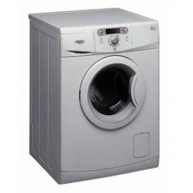 Waschmaschine WHIRLPOOL AWO 12763/1-6 Gebrauchsanweisung