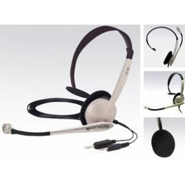 Kopfhörer KOSS CS-95 schwarz/silber Gebrauchsanweisung