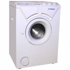 Bedienungshandbuch Automatische Waschmaschine ROMO EURONOVA 600 weiß