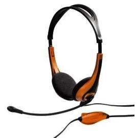Bedienungsanleitung für HAMA Headset HS-250 (51621)