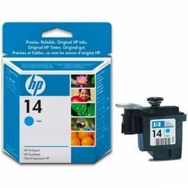 Tintenpatrone HP 14, 19ml, 400 Seiten (C4921AE) blau Bedienungsanleitung