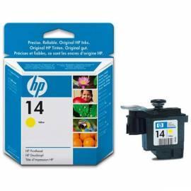 Tinte Patrone HP 14, 19ml, 400 Seiten (C4923AE) gelb - Anleitung