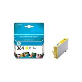 Benutzerhandbuch für Tintenpatrone HP CB320EE # BA3 gelb