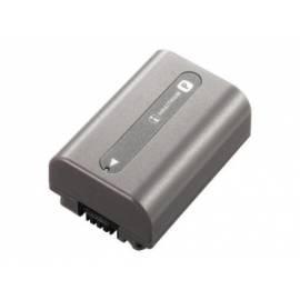 Datasheet Akku Sony NP-FP50 InfoLithium, 7 .2V, 680mAh Wh, 4.9 (NPFP50.CE)