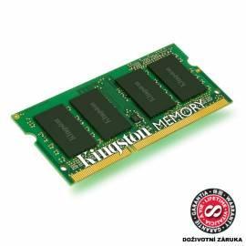 Handbuch für KINGSTON-Speicher-Module 1 GB DDR3-1066-Module für DELL-Notebooks (KTD-L3A/1 g)