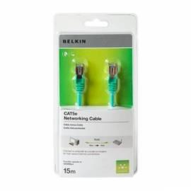 Service Manual BELKIN CAT5e RJ45 Kabel Daten, 15 m (A3L791cp15MGNHS)