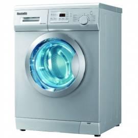 Service Manual BAUKNECHT BWD1206SL Waschmaschine Silber