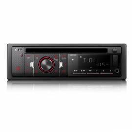 Bedienungsanleitung für Radio mit CD LG LCS710BR