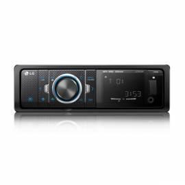 Datasheet Radio mit CD LG LCF610IR