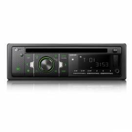 Radio mit CD LG LCS510IR Gebrauchsanweisung