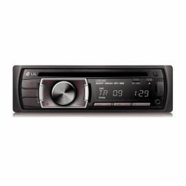 Bedienungshandbuch Radio mit CD LG LCS310UR