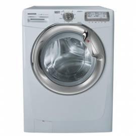 Waschmaschine HOOVER DST 10166 PG Gebrauchsanweisung