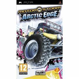 Handbuch für SONY MotorStorm Arctic Edge (PLA), pro PSP