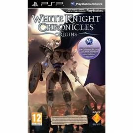 SONY White Knight Chronicles, pro PSP - Anleitung