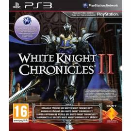 PDF-Handbuch downloadenSONY White Knight Chronicles 2, pro PS3