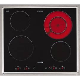 Benutzerhandbuch für Keramik Glas Kochfläche FAGOR 2VFT-320 X (902014724) Schwarz/Edelstahl/Glas
