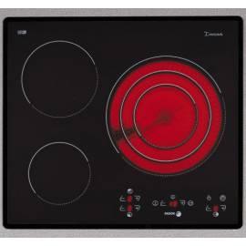 Bedienungsanleitung für Keramik Glas Kochfläche FAGOR 2VFT-330 (902014797) schwarz/Glas