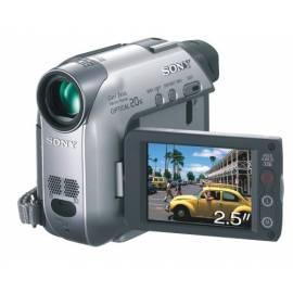 Bedienungshandbuch Videokamera Sony DCR-HC17E