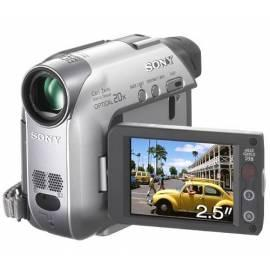 Service Manual Videokamera Sony DCR-HC19E