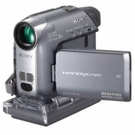 Videokamera Sony DCR-HC22E Bedienungsanleitung
