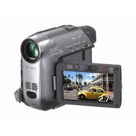 Handbuch für Videokamera SONY DCR-HC39E