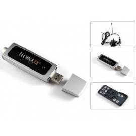TV karta OEM Technaxx DVB S4 - DVB-T tuner USB (DVBS4) Gebrauchsanweisung